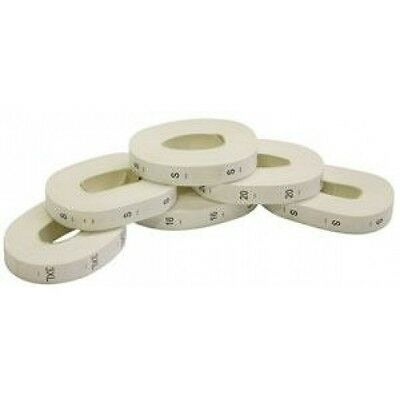 Size Labels Printed - 1000pcs per roll