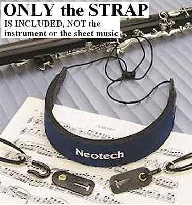 CEO Strap for Clarinet English Horn Oboe SOFT *New