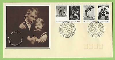 Australia 1991 Photography set on First Day Cover