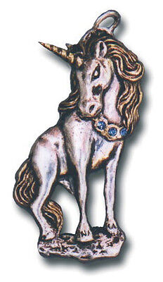 Galraedia Magical Jewelry Unicorn Necklace Starfire, Astral Travel & Remembering