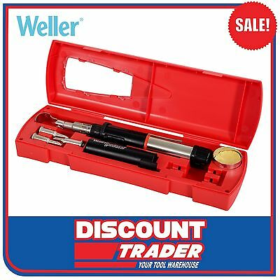 Weller Portasol PSI-100K Butane Soldering Iron Kit - PSI100K