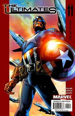 The Ultimates #11 Comic Book 2003 - Marvel