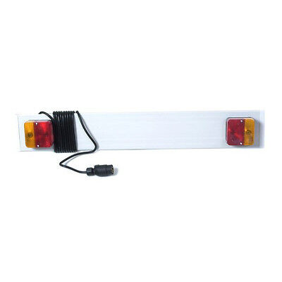 3Ft Trailer Board 3 Foot Trailor Lights Light Board Towing Caravan Horse Box
