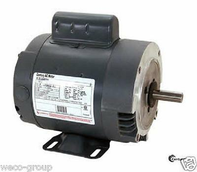 C530  1 HP, 1725 RPM NEW AO SMITH ELECTRIC MOTOR