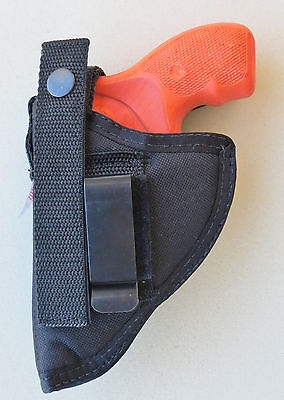 HAND GUN HOLSTER For Charter Revolver Pink Lady (5 shot
