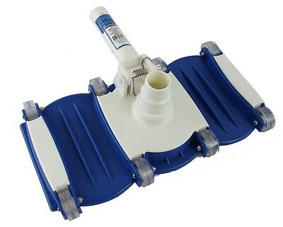 New Swimline Hydrotools Weighted Flex Vacuum Vac Head Swimming Pool/Spa Cleaner