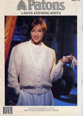 Patons - Ladies Evening Knits - Book 1099