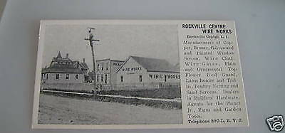 1905 Rockville Centre Long Island LI NY Ill. Blotter