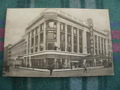 1930's New York City Post Card: NYC Strand Theater