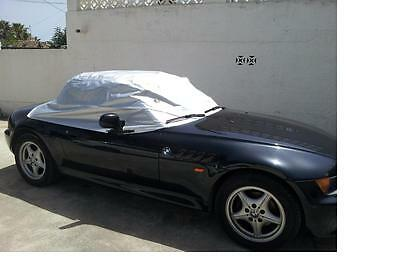 BMW Z3 convertible Frost Free Winter Windows & Heat/UV Summer Protection