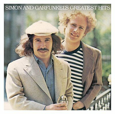 Simon & Garfunkel - Simon And Garfunkel's Greatest Hits / Very Best Of Cd Album