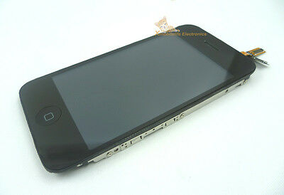 Touch Digitizer LCD Screen Frame Assembly for iPhone 3rd Gen 3Gs 8GB 32GB 64GB