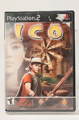Ico Playstation 2 Game Sony PS2