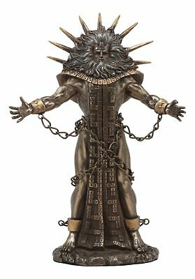 Greek Primordial Titan Chained Hyperion Statue Father of Helios God Of The Sun