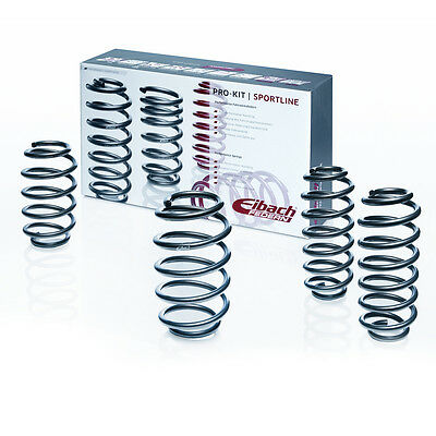 VAUXHALL Astra G Coupe (F07_) 02-05 2.2 DTI Eibach 30mm Lowering Springs Pro-Kit