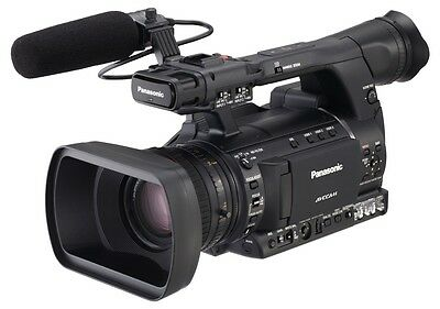 DEMO Panasonic AG-AC160A AVCCAM HD Handheld Camcorder Full Manufacturer Warranty