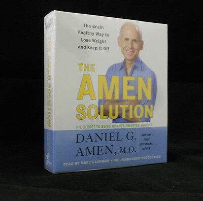 New 11 CD The Amen Solution Weight Loss Health Secrets