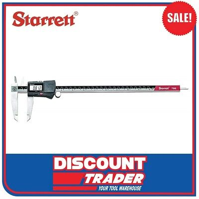 "Starrett Electronic Vernier / Digital Caliper 300mm 12"" - EC799A-12/300"