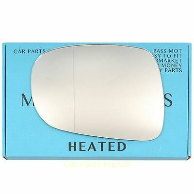 Left side Wide Angle Wing mirror glass for Lexus IS 220/250/350 2005-2013 heated