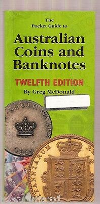 #CC.  POCKET GUIDE TO AUSTRALIAN COINS & BANKNOTES - 12th Edition, 2005