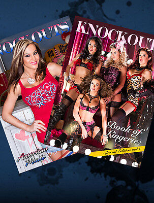 """Official TNA Impact Wrestling Knockouts """"Picture Book"""""""