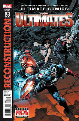 Ultimates #23 (NM)`13 Humphries/ Bennett