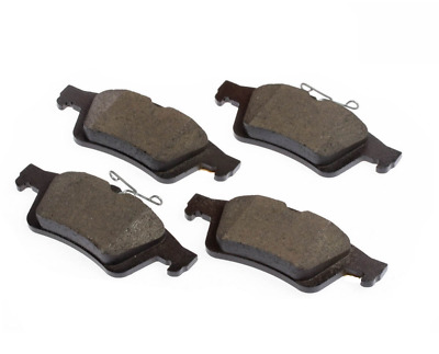 FORD FOCUS MK2 1.4 1.6 TDCi 1.8 TDCi 2.0 2005-2011 REAR BRAKE PADS SET OF 4 NEW