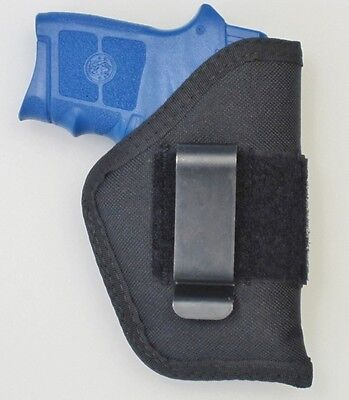 Inside Pants IWB Holster with Magazine Pouch for S/&W BODYGUARD 380 Pistol Laser