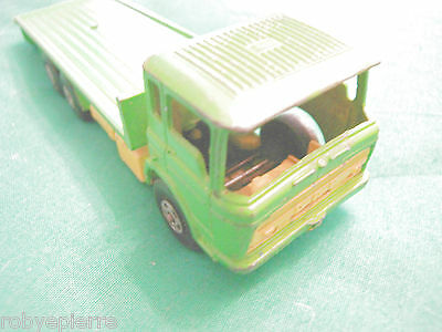 MATCHBOX super kings superKings K-13/20 duf truck 1971 lesney products MOTRICE