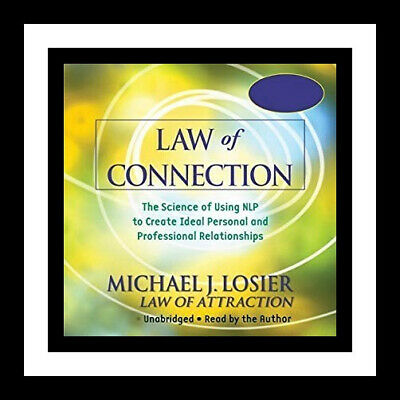 New 3 CD Law of Connection Michael Losier