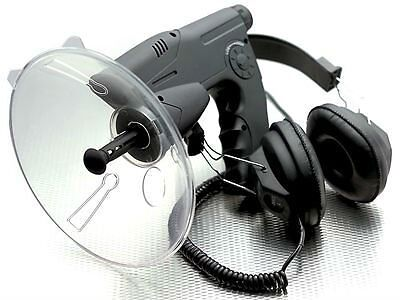 Extreme Sound Amplifier Spy Ear Bionic Listening Device Nature Observing Record