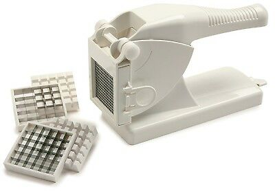 Norpro 6023 French Fry Cutter Ricer With Suction Base