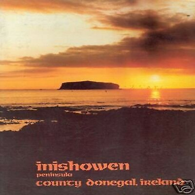 Inishowen Guide Guida Illustrata Donegal Irish Irlanda