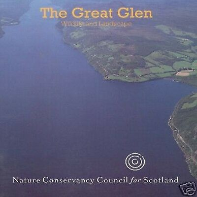 Great Glen Guide Guida Illustrata Colori Scozia Scoti