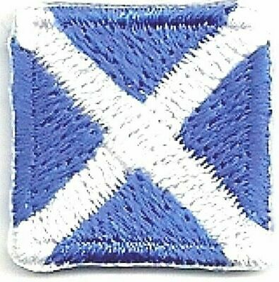 """5//8/"""" International Maritime Nautical Signal Flag Letter I India Embroidery Patch"""