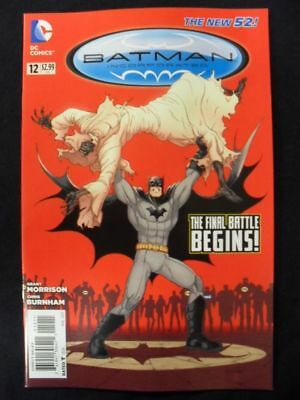Batman Incorporated Vol 2 Gothams Most Wanted The New 52 Batman Incorporated The New 52