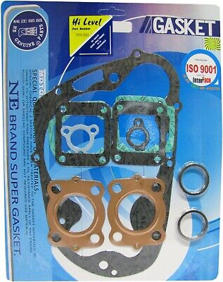 Full Gasket Set For Yamaha RD 125 DX 1978 (0125 CC)
