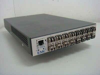 emc2 DS-4400m with PSU and transceivers  , free shipping