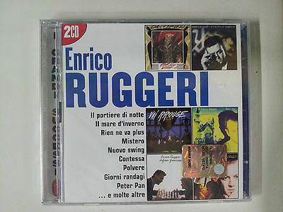 cd musica ruggeri enrico i grandi successi 2cd