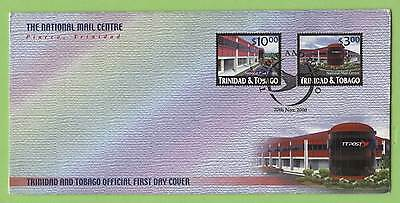 Trinidad & Tobago 2000 National Mail Centre First Day Cover