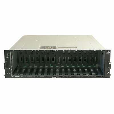 DELL PowerVault MD1000 3,5 Zoll Chassis 0JH544