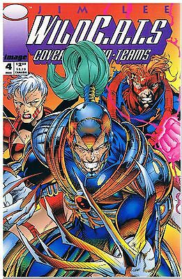 Wildcats No.4 / 1993 Jim Lee