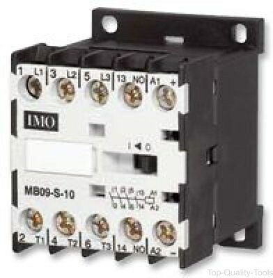 Imo Precision Controls, Mb12-S-10=24, Contactor, 24 Vdc