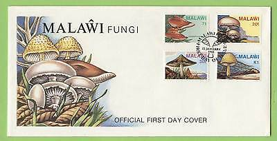 Malawi 1985 Fungi set on First Day Cover