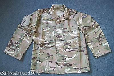 NEW - Genuine Issue PCS Warm Weather Combat Shirt MTP Camo Pattern - Size 160/88