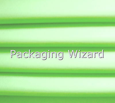Lime Green Tissue Paper ~ Large Sheets - 500mm x 700mm ~ 18gms ~ Qty to Select
