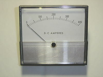 Wn/a&m Model 2041 Panel Meter 0-400Dc Amps