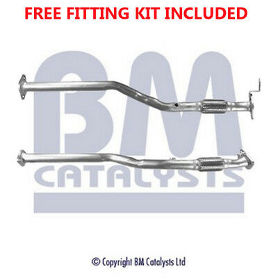 Fit with HYUNDAI ACCENT Exhaust Connecting Link Pipe 50012 1.3 (Fitting Kit Incl