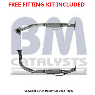 Fit with FIAT PUNTO Exhaust Fr Down Pipe 70112 1.4 3//1994-10//1999