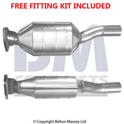Fit with FORD GALAXY Catalytic Converter Exhaust 80011 1.9 (Fitting Kit Included